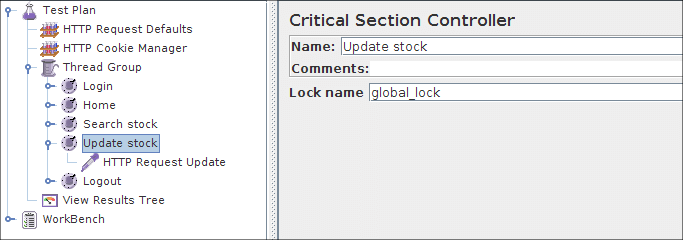 Critical Section Controller