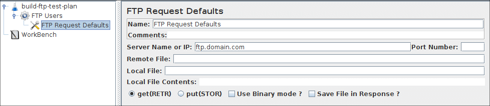 http://jakarta.apache.org/jmeter/images/screenshots/ftptest/ftp-defaults2.png