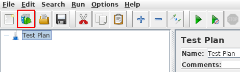 Templates icon item