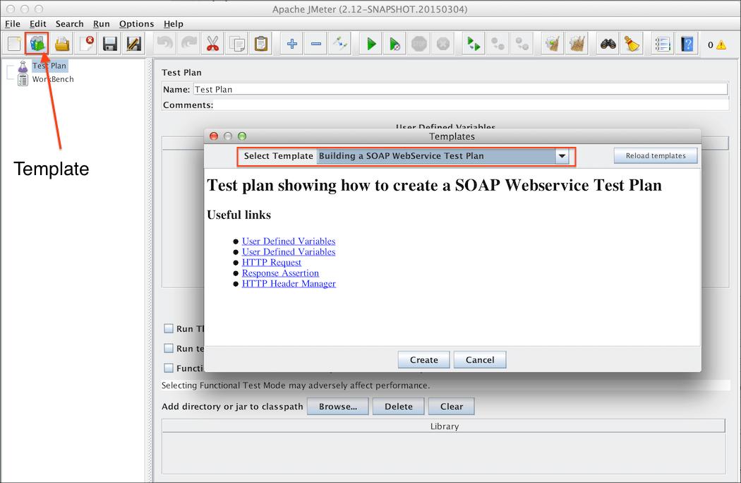 Apache JMeter - User's Manual: Building a SOAP WebService